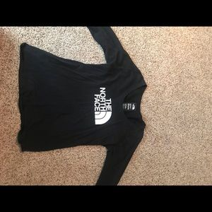 Long Sleeve North face